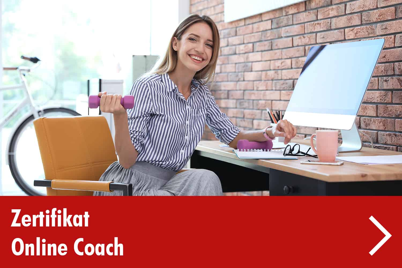 Zertifikat Online Coach